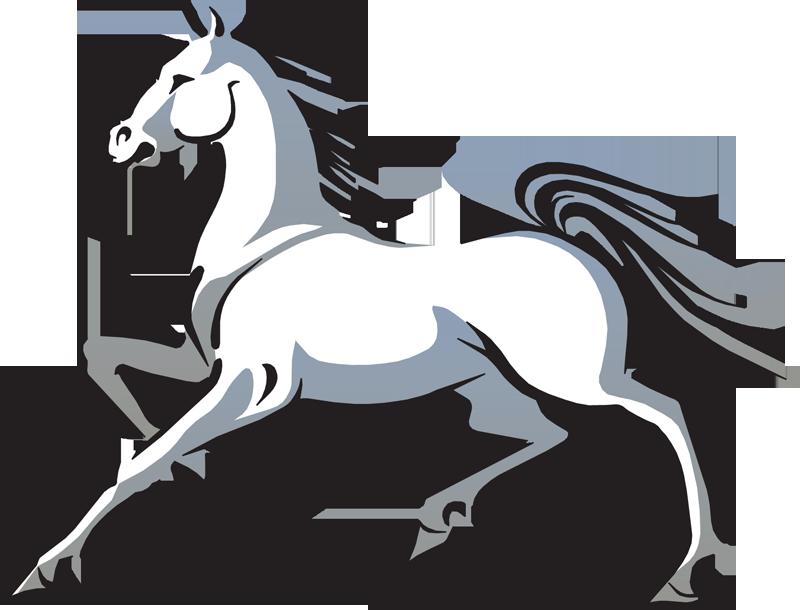 Horse Silhouette Clip Art Clip Art of Horses