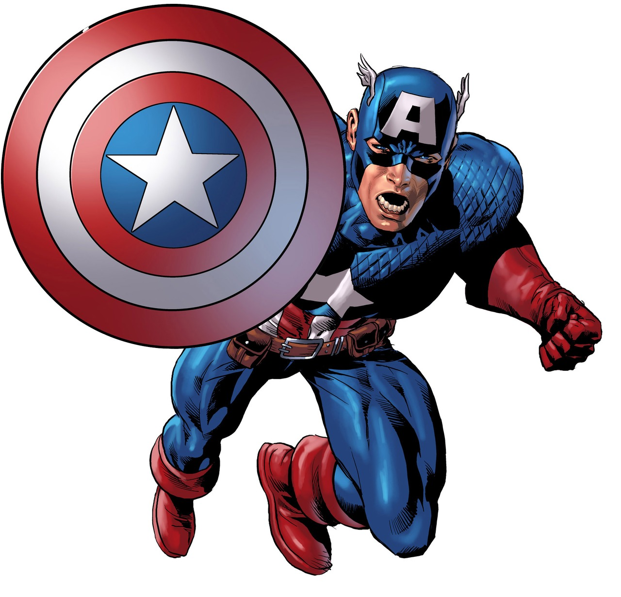 Captain America Clip Art Pictures To Pin On Pinterest