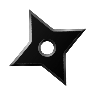 Ninja Star Outline - ClipArt Best