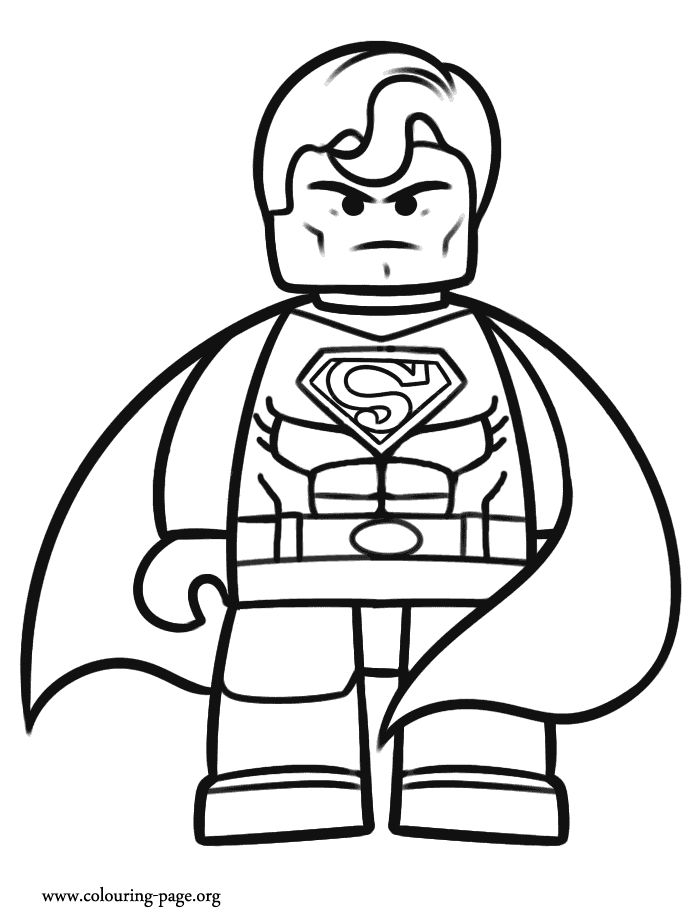 lego coloring pages coloring lego dc universe super heroes coloring pages free printable - Super Heroes Coloring Pages Print