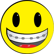 Pictures Of Smiley Faces With Braces - ClipArt Best