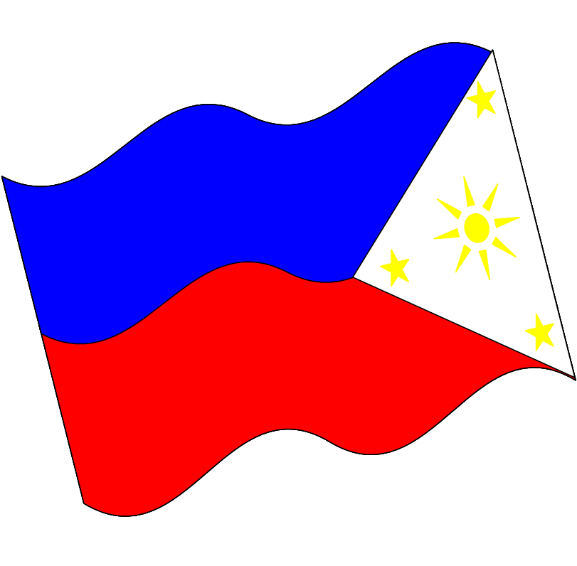 clip art philippine flag - photo #8