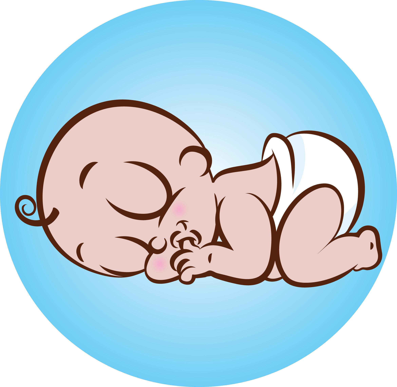 cartoon sleeping babies clipart best