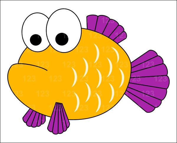 Fish Clip Art Cute - ClipArt Best