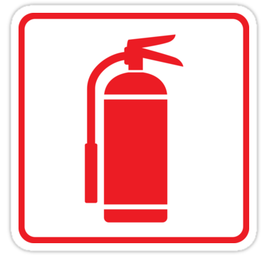 Fire Extinguisher Symbols - ClipArt Best