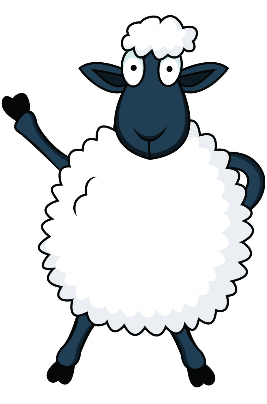 Sheep Clip Art Free | Dog Breeds Picture