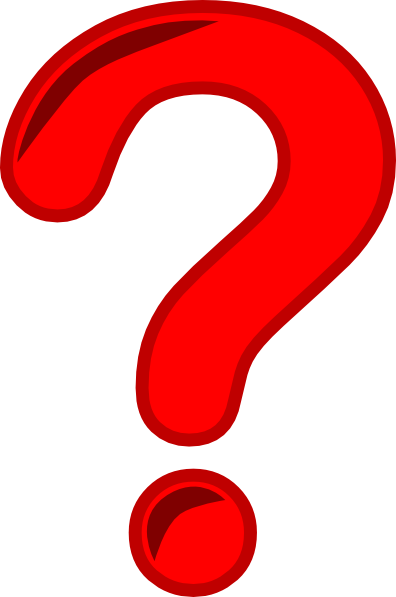 Question mark clipart gif