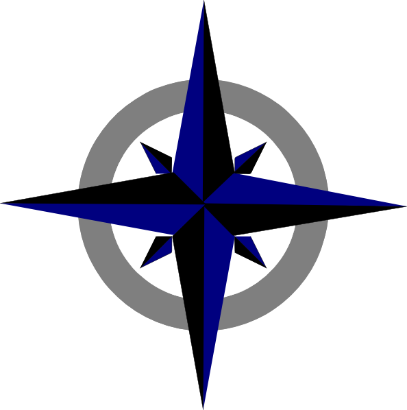 Blank Compass Rose Clipart Best