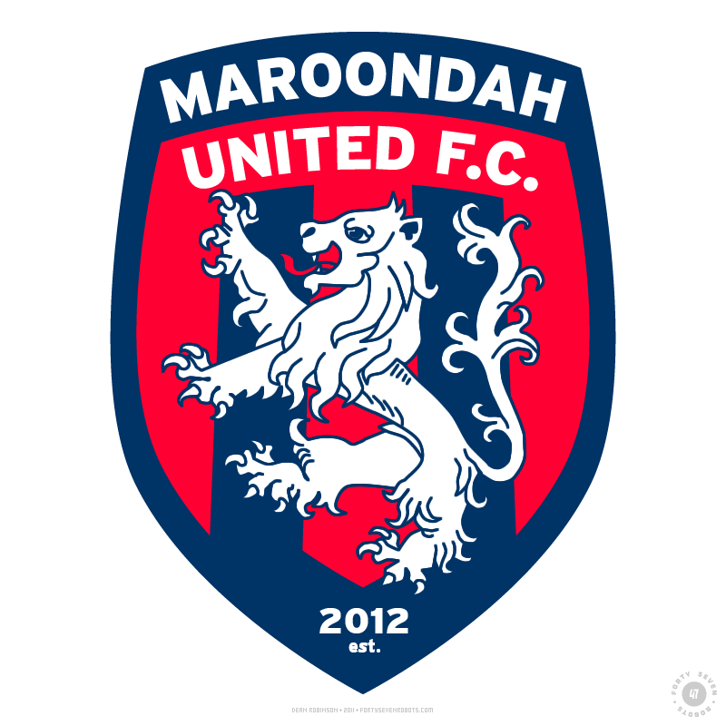 Soccer Crest Template
