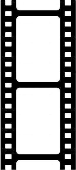 Film Strip: Movie Film Strip