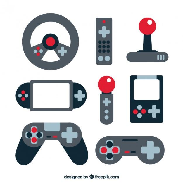 gamepad clipart - photo #42