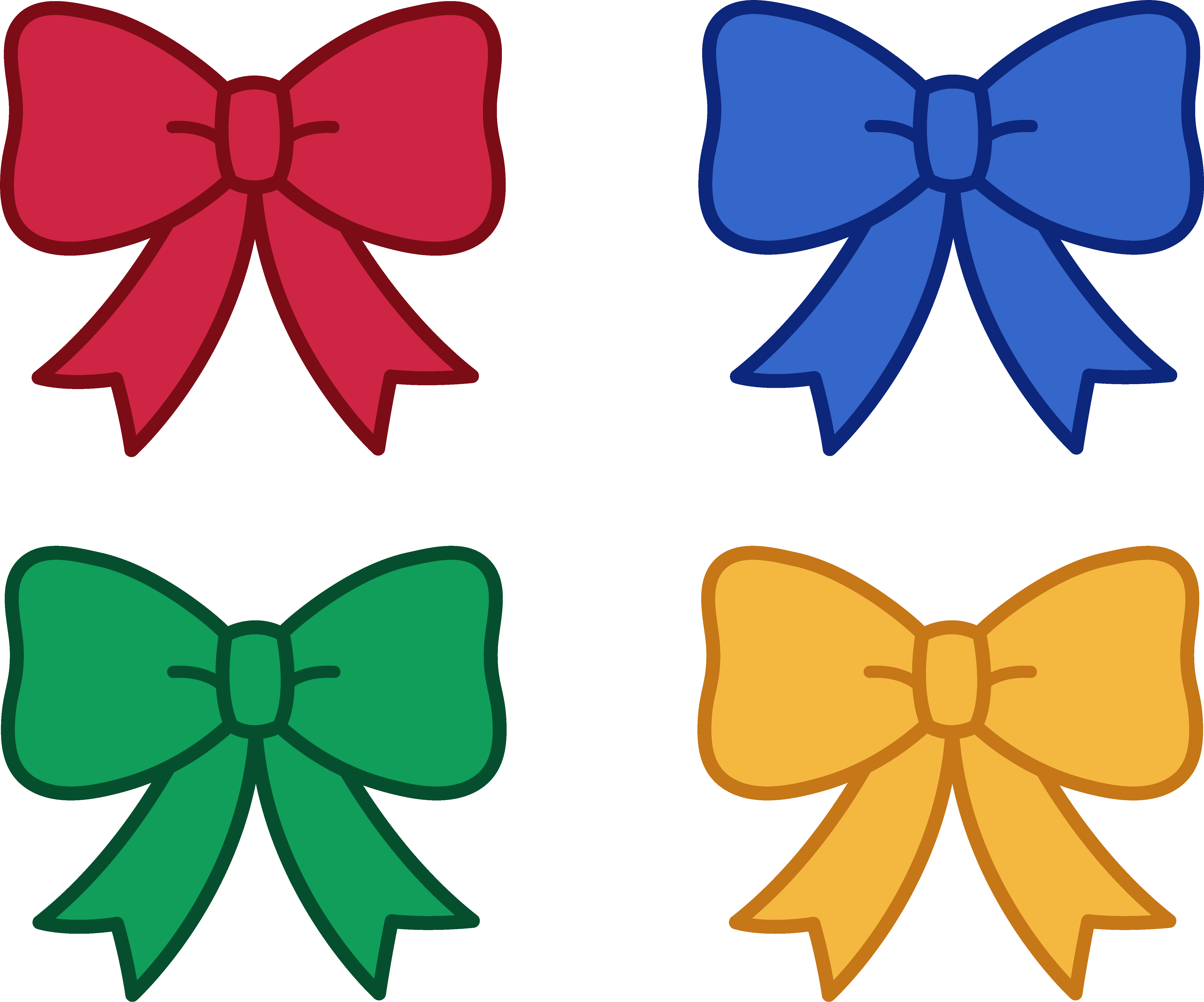 Gift Bow Clip Art Gift Bow - ClipArt Bes...