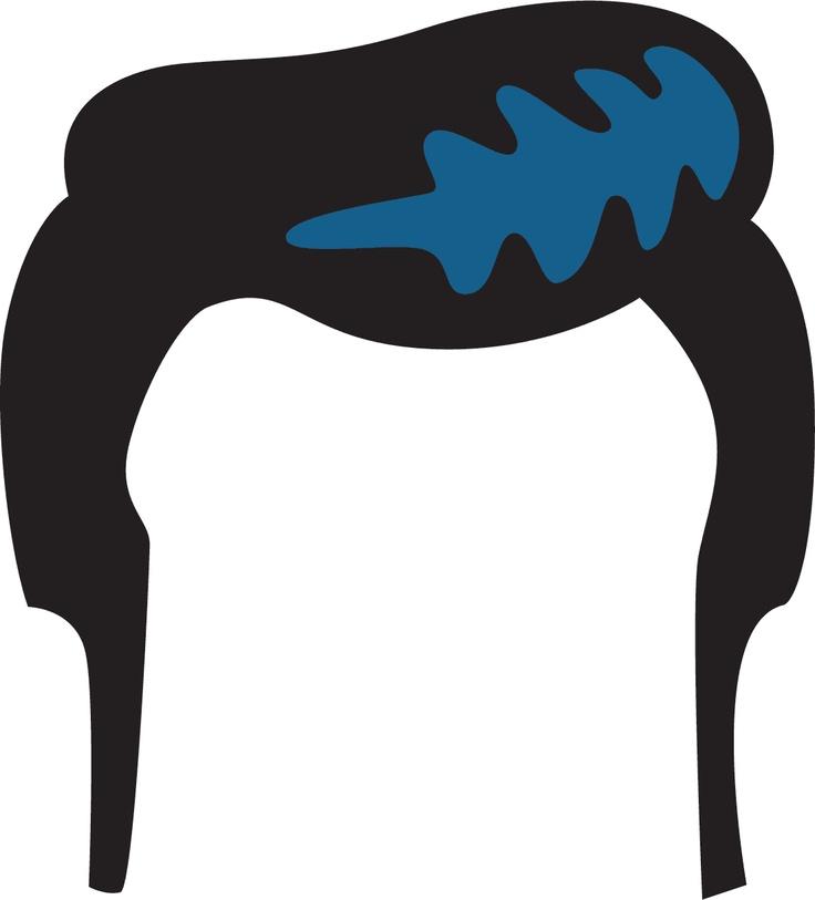 Clip Art Hair Clipart hair clip art clipart best elvis clipart