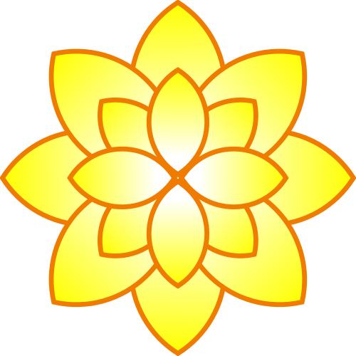 Flower Design Clip Art Free