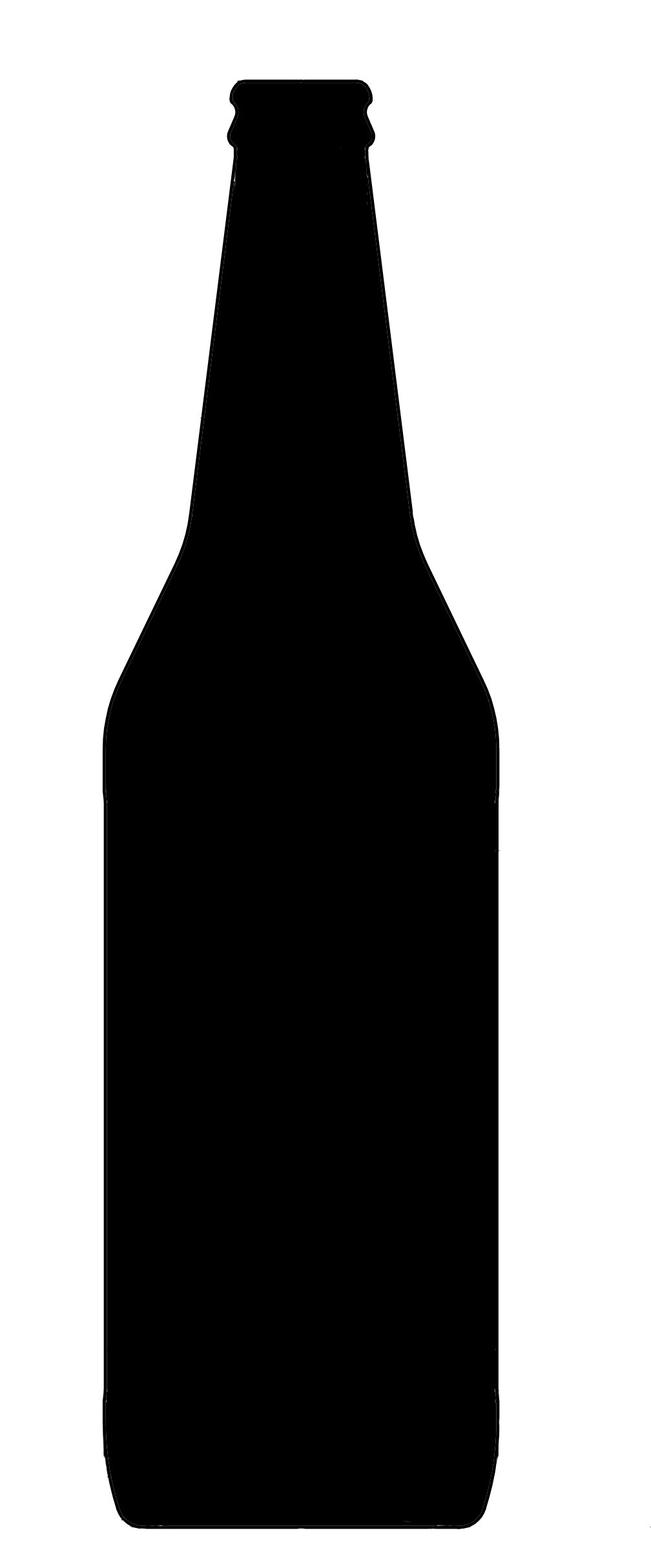 Beer Bottle Clipart Black And White - ClipArt Best