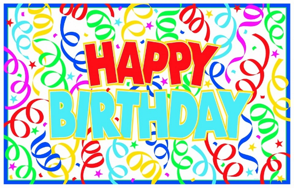 Happy Birthday Sign - ClipArt Best