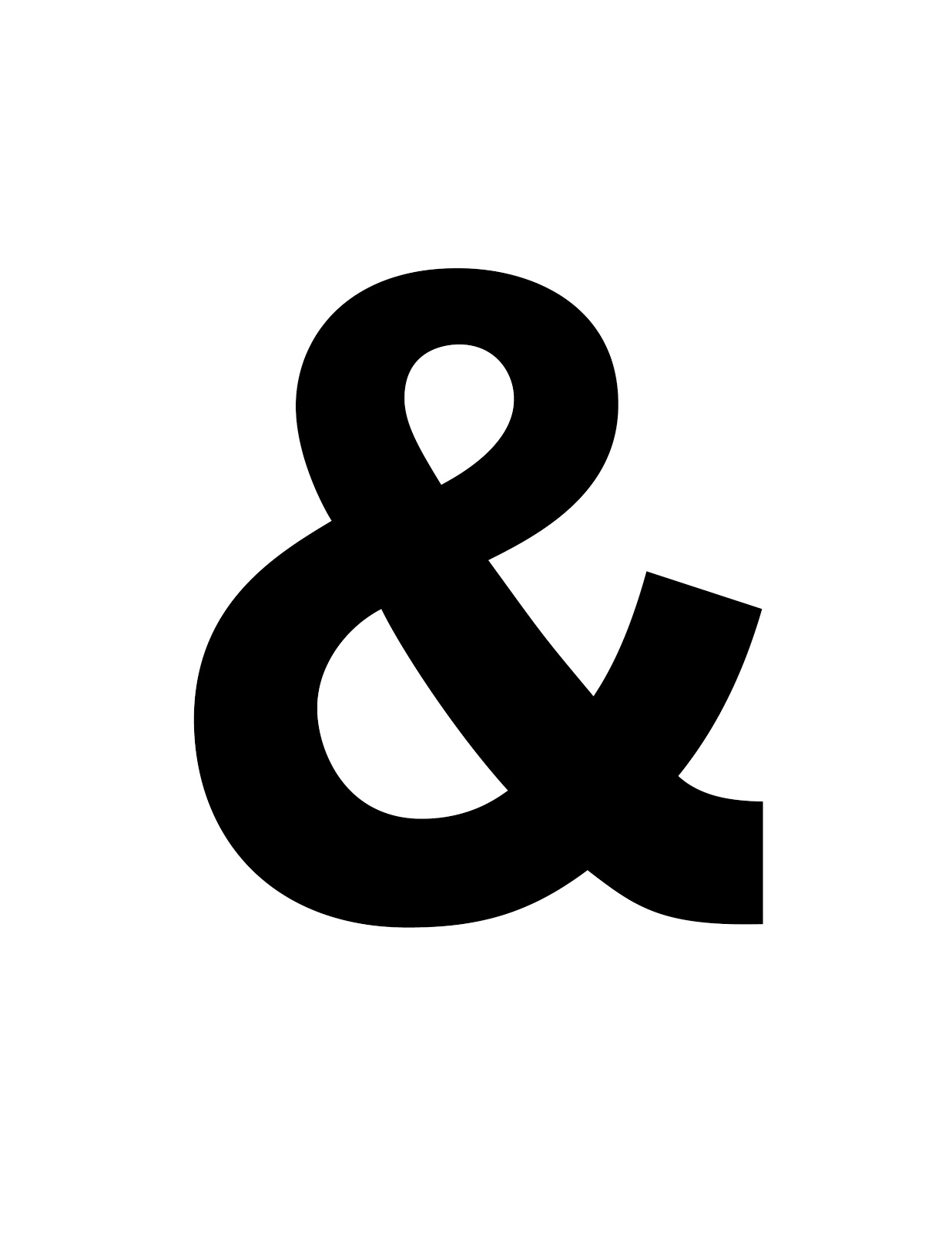 Ampersand ClipArt Best