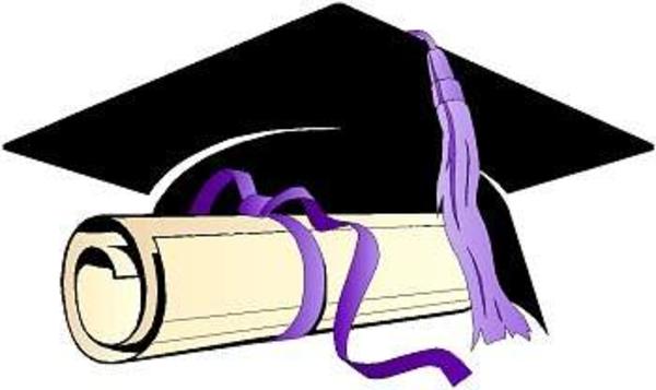 Graduate image - vector clip art online, royalty free ...