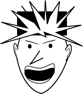 Clip Art Mad Face Clip Art clip art mad face clipart best angry punk free vector