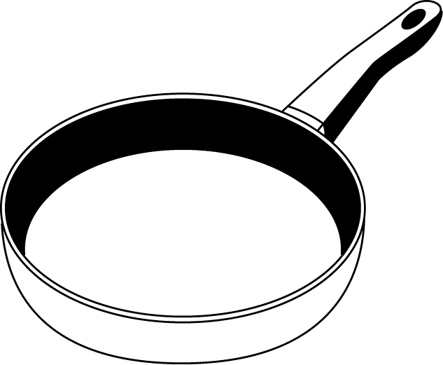 Frying Pans - ClipArt Best