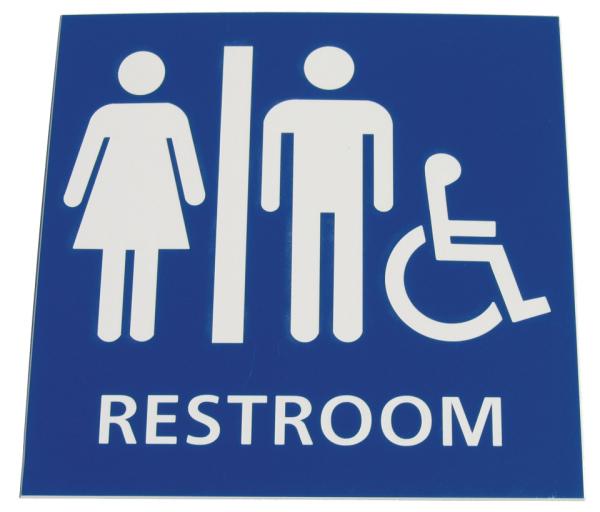 gallery for handicap bathroom symbol