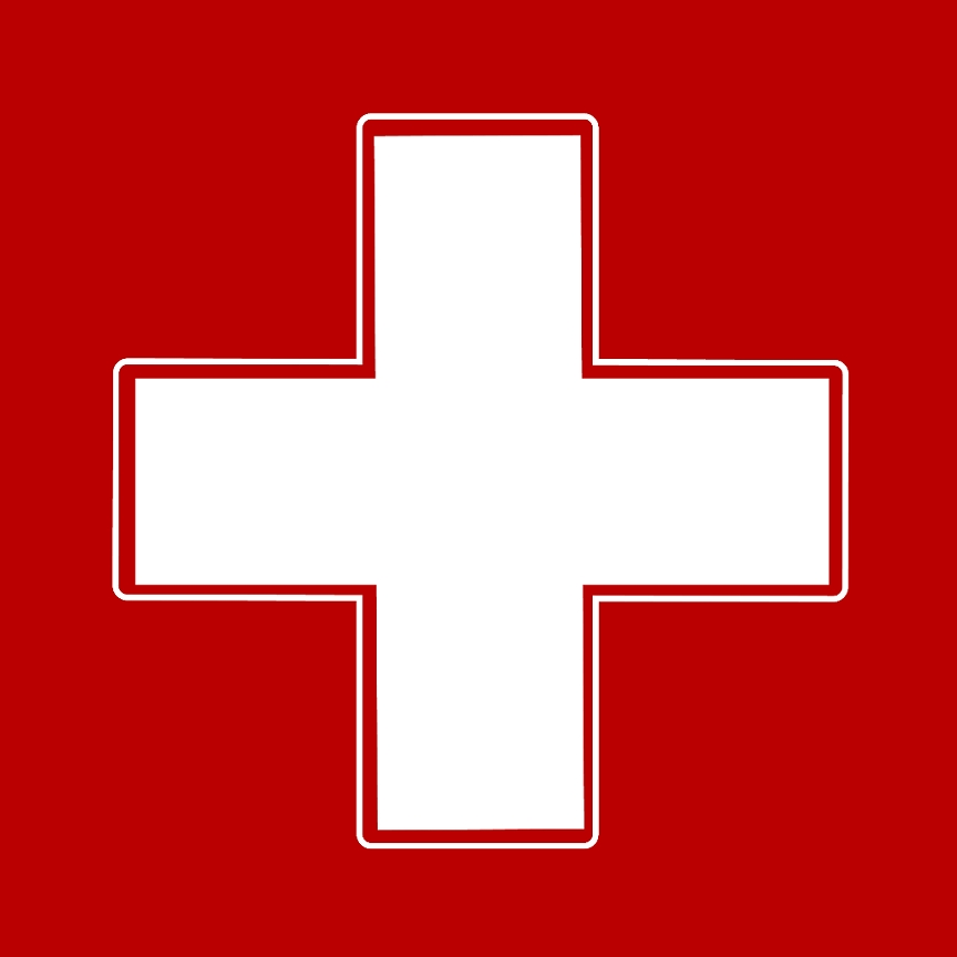 Health Symbol Red - ClipArt Best