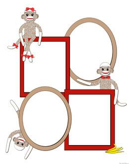 Clip Art Sock Monkey Clip Art 9craaelmi jpg sock monkey clip art free clipart best