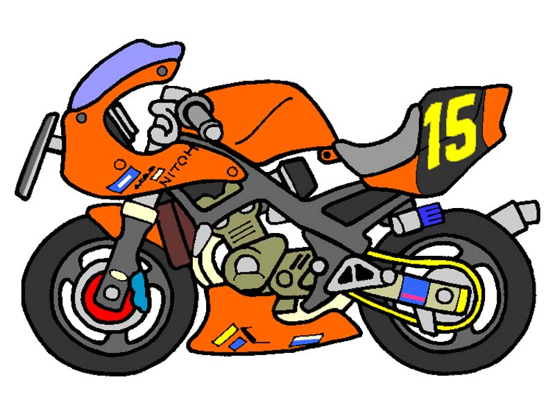 Racing Cafè: Photo #250 - Motorcycle Cartoons - ClipArt ...