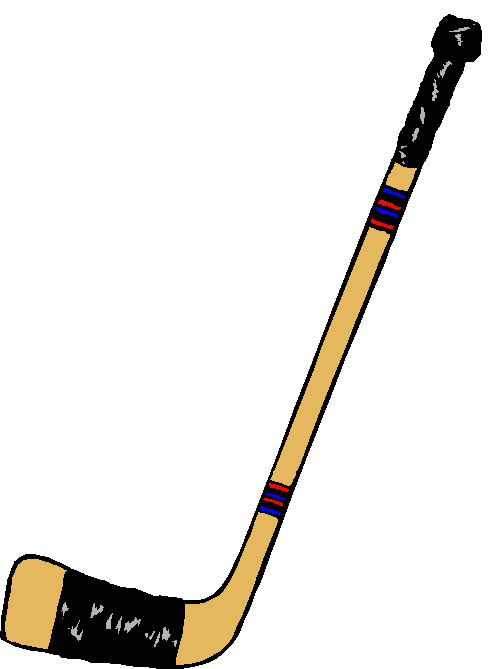 Cartoon Hockey Sticks - ClipArt Best