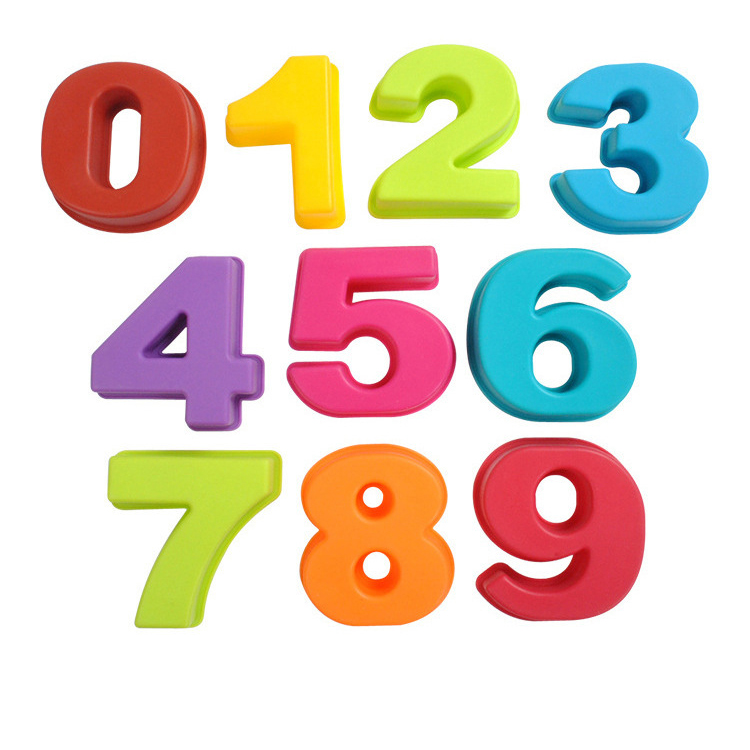 3d numbers clipart best for Large 3d numbers