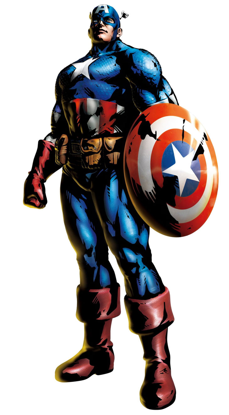 Captain America Png - ClipArt Best