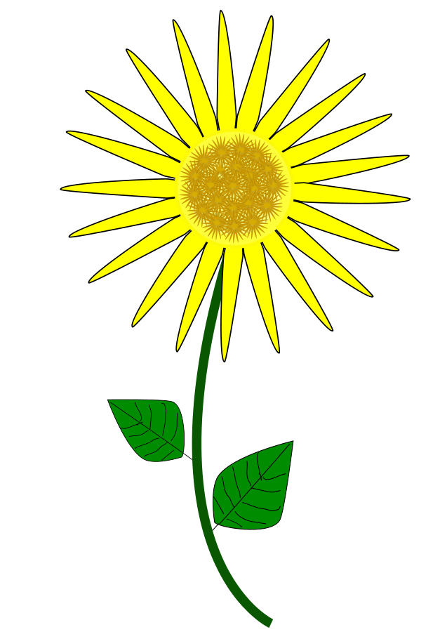 Sunflower Clipart Png Sunflower Small Clipart