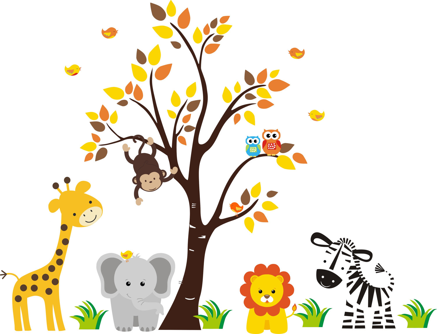 jungle baby clipart free - photo #28