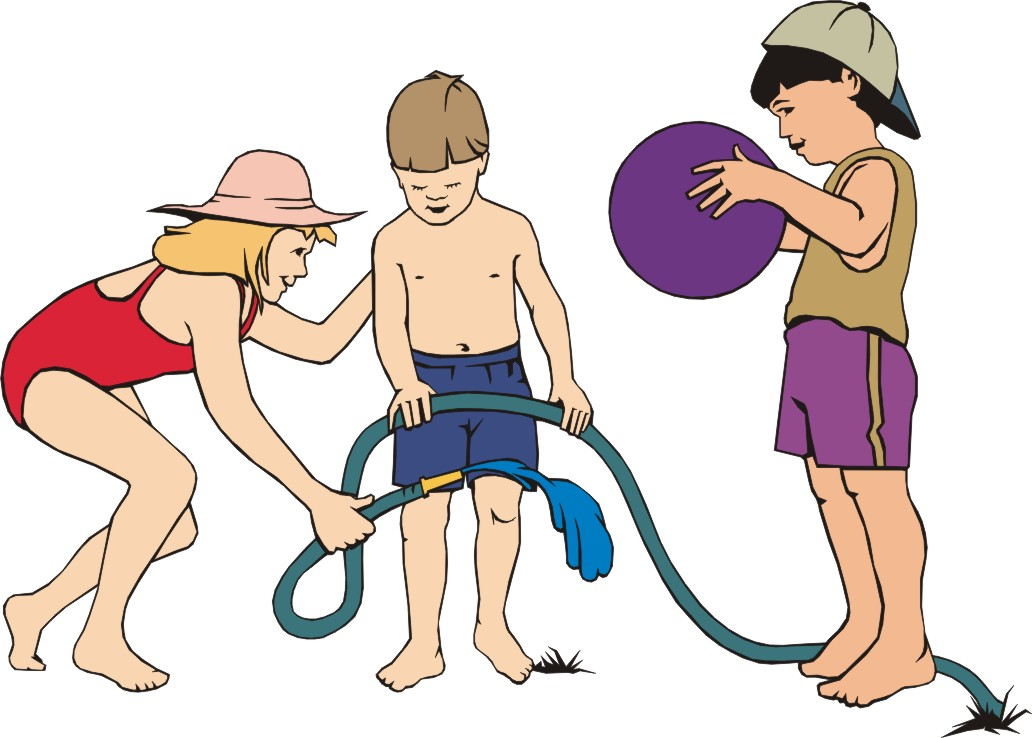 Cartoon Pictures Of Children Playing - ClipArt Best