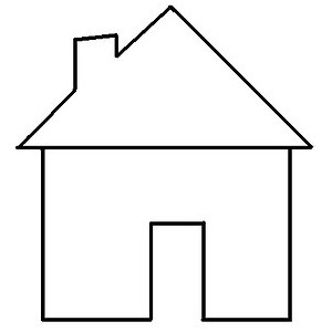 38 house template . Free cliparts that you can download to you ...