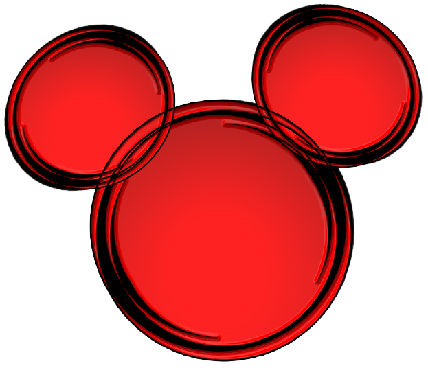 Mickey Mouse Ears Clip Art