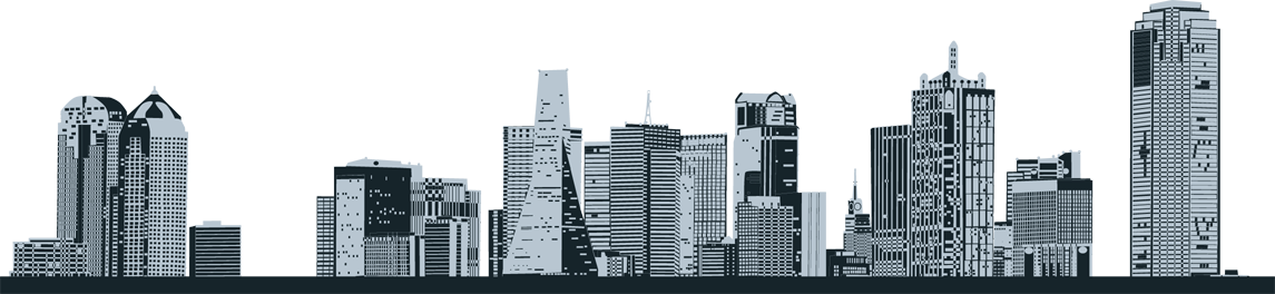 City Skyline Outline - ClipArt Best