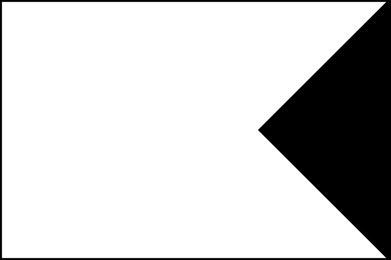 Flag Template For Banner - ClipArt Best
