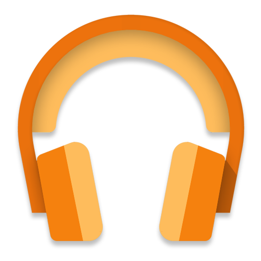 Headphones Play Music Icon Android Lollipop Iconset