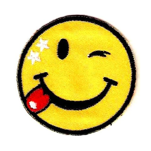 Smiley Face With Tongue Sticking Out - ClipArt Best