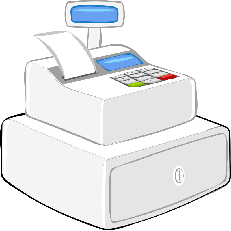 Computer cash register software program clipart best Computer art software