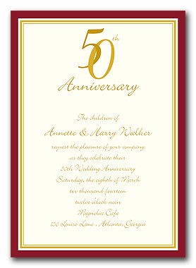 50Th Invitation Templates Free is beautiful invitations layout