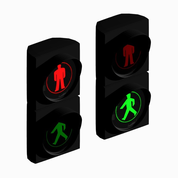 Animated Traffic Light - ClipArt Best