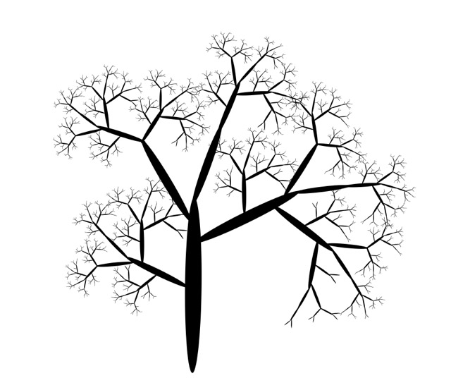 Tree drawings clipart best for Best tree drawing