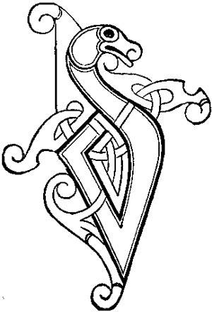 Free Celtic Animal Designs