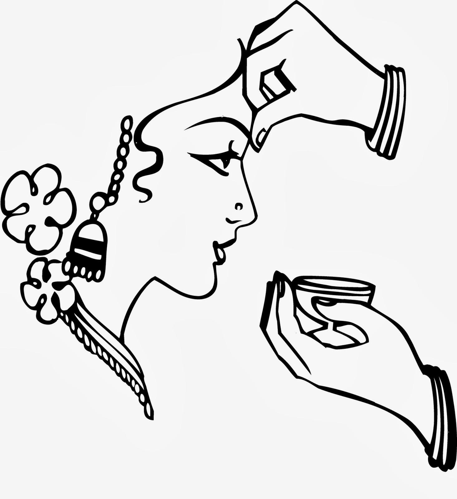 Line Art Logo Maker : Shadi clipart full best
