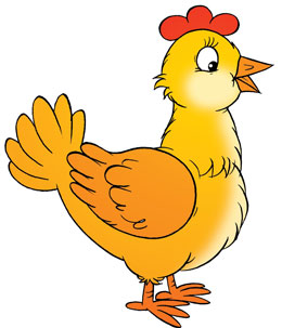 Cartoon Picture Of Hen - ClipArt Best