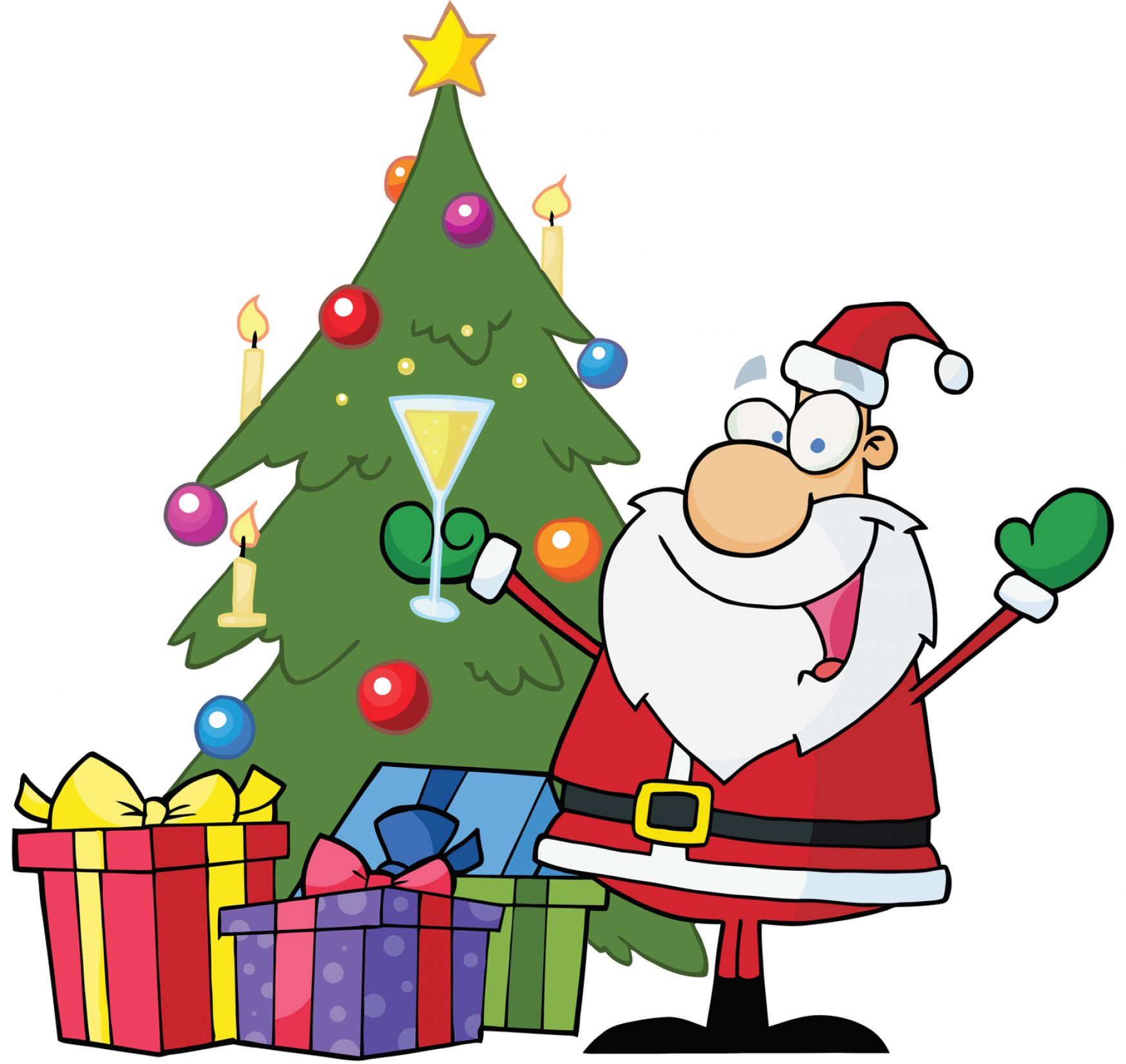 Animated Clip Art Christmas - ClipArt Best