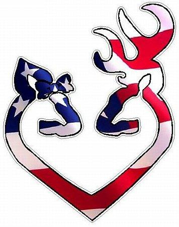 Browning Logo Heart - ClipArt Best