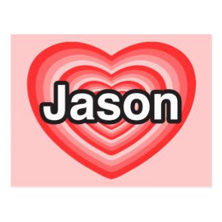 I Love Jason - clipArt Best